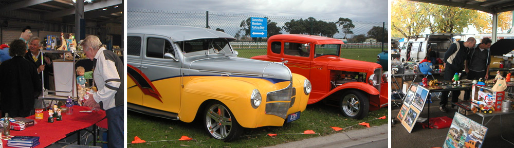 Pakenham Swap Meet